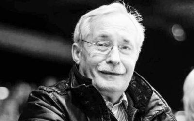 Wolfgang Eberhardt passed away